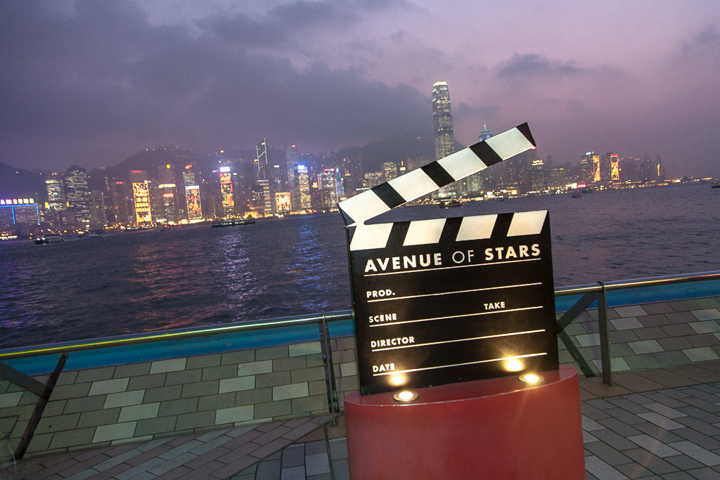 The Avenue of Stars, Hongkong
