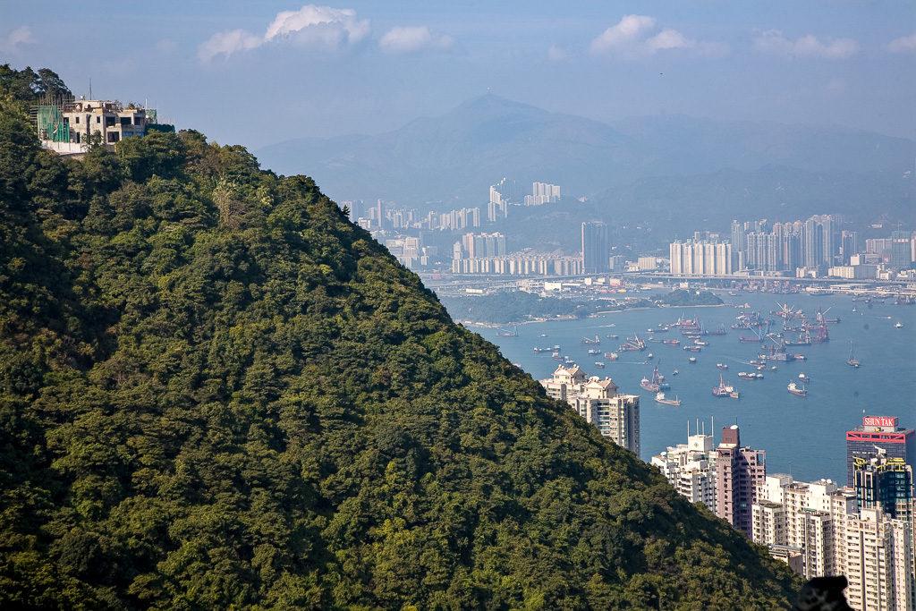 hamn, hongkong